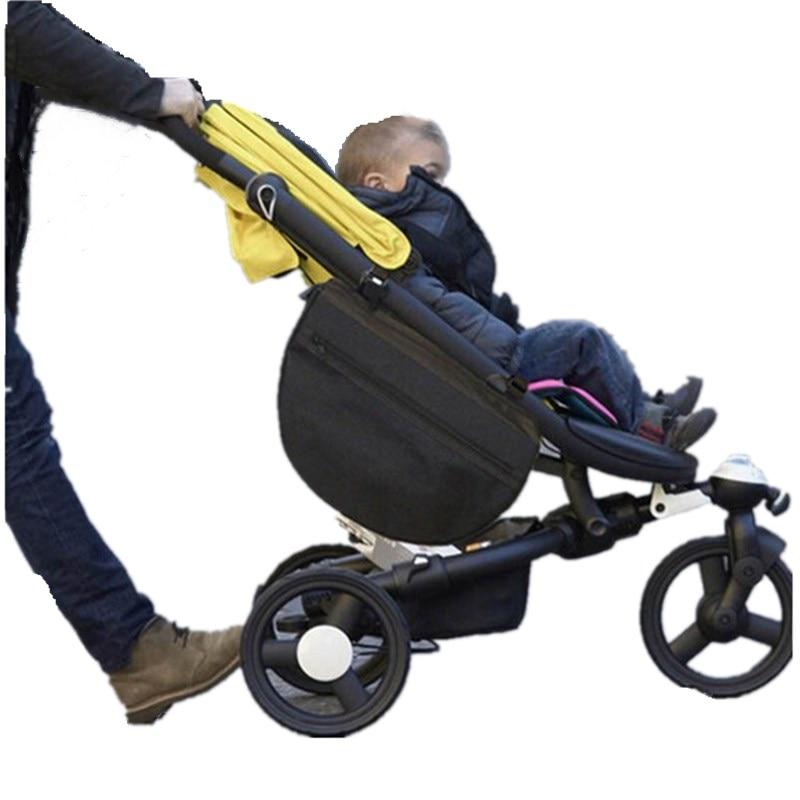 Baby Stroller Thermal Insulation Bag Baby Car Side Hanging Mommy Bag Accessories Bebek Arabasi