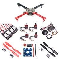 FPV F450 Quadcopter Rack Kit Frame APM2 8 And 6M GPS 2212 920kv Motor 30A Simonk