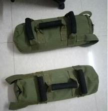 Wholesale 40kg Top quality Canvas Multifunctional Physical training Punching Bag Sand bag Arm power Strength training Sandbag
