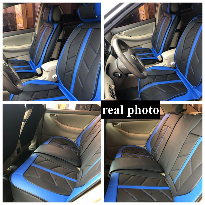 Front+Rear Car Seat Cover for ACURA CDX ILX LEGEND MDX RDX RL RLX TL TLX TSX ZDX Alfa Romeo 159 Giulia Stelvio Car accessories-in Automobiles Seat Covers from Automobiles & Motorcycles    3