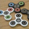 Творческий Смешные Tri-Непоседа Игрушки Пластиковые EDC Руки Spinner Spinner Для Детей игрушки Долгое Время Анти-Стресс Игрушки