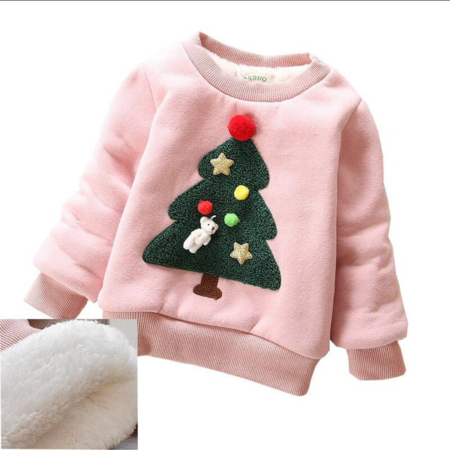 5c0544bb3 BibiCola Baby Sweater Girl Boy Autumn Winter Wear Warm Cartoon ...