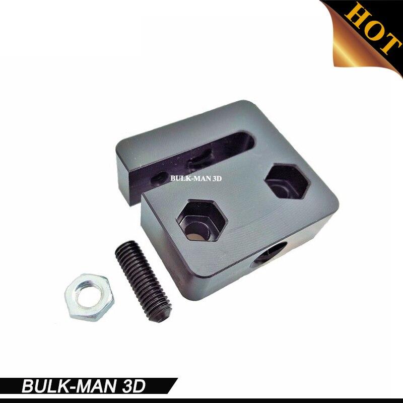 цена на High quality smooth Anti-Backlash Nut Block for 8mm Tr8*8 Metric Acme Lead Screw