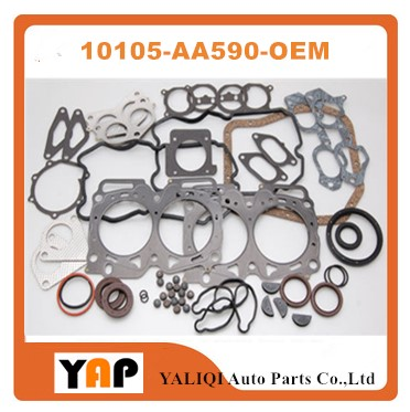 EJ257 Overhaul Gasket Kit Engine FOR FITSUBARU Impreza WRX STI Sedan EJ257 2.5L L4 10105-AA590 10105AA590 2004-2006
