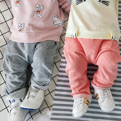 Newborn baby pants long cotton bottom girls fall cat pussy covers leggings filles infant toddlers boys.jpg 250x250