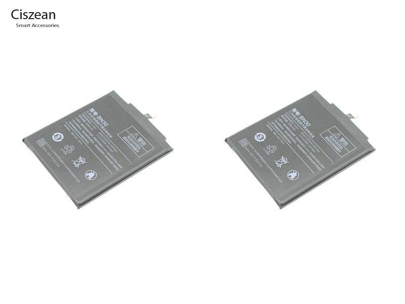 Ciszean Phone-Replacement-Battery Xiaomi Redmi 3120mah For Hongmi-Redrice 4-A Mi-4a High-Capacity