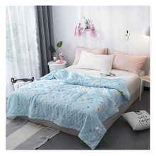 summer cool washable duvert cover air conditioner quilt Soft and comfortable good quality Exquisite workmanship bed quilt
