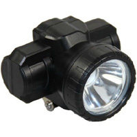 10pieces/lot 100% Cheap and Excellent Led headlight for Working Camp,Climp and Mining,Li battery Rechargeable(China)