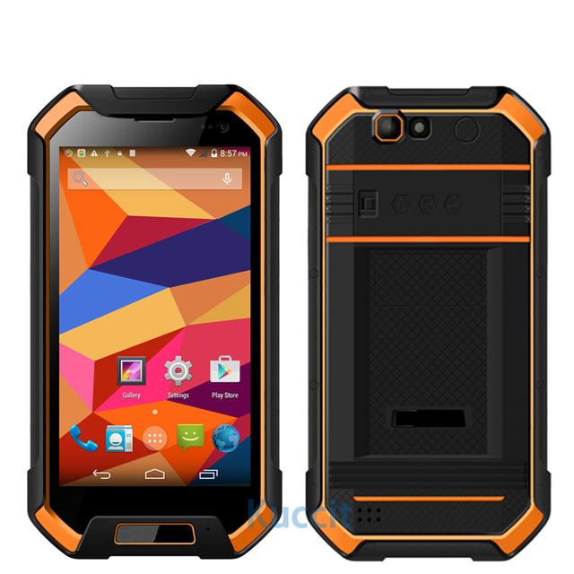 F2 Original 3 GB RAM 6.5 pulgadas 1920x1080 Teléfono IP67 A Prueba de agua Teléfono Resistente Tablet PC 4G LTE Android 6.0 Smartphone GPS