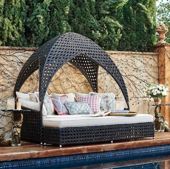Round Patio popular round patio bed-buy cheap round patio bed lots from china