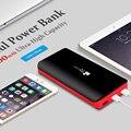Banco do poder 20000 mah Bateria Externa Carregador Banco Do Poder Do Telefone Móvel Usb Powerbank Carregador Portátil Banco de Baterias