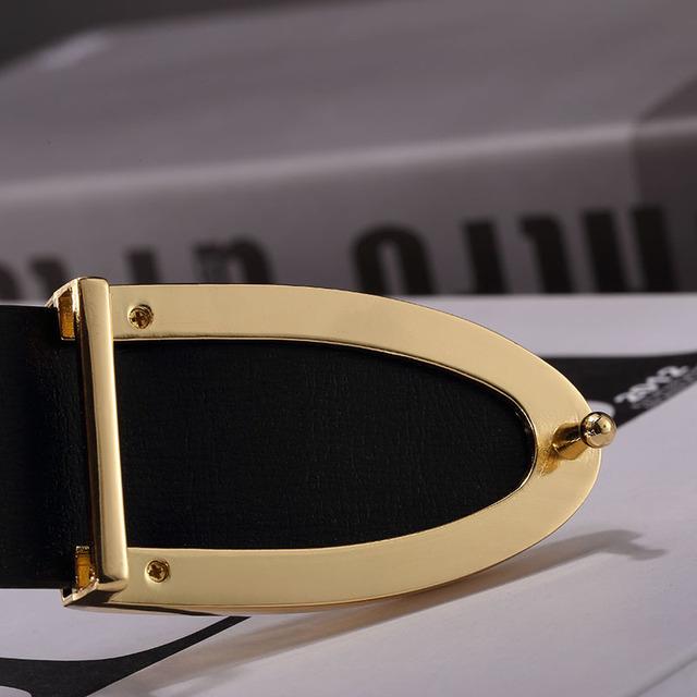 2017 mens belts luxury designer belts men high quality fashion leather belts gold buckle style Brand men strap Cintos Cinturon