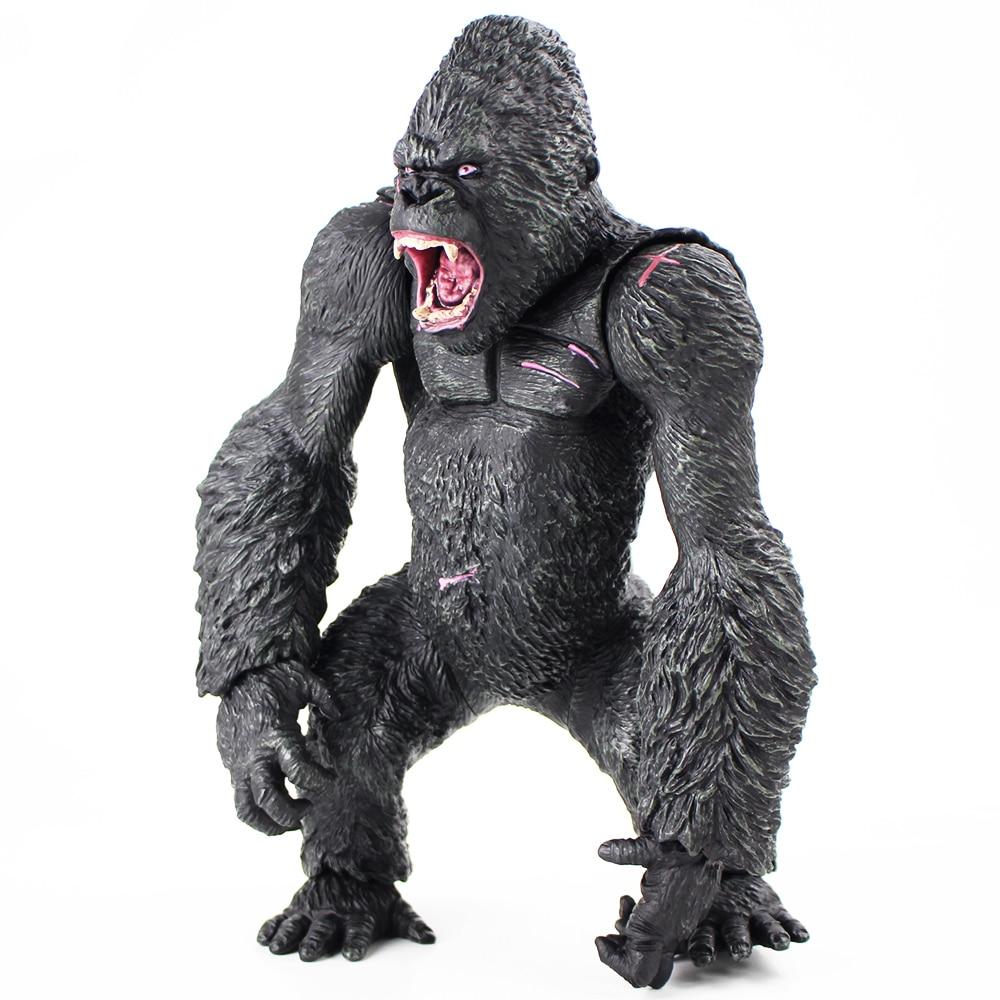 Brand New King Kong Gorilla Ape Foam Hands Accessory