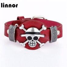 One Piece Leather Bracelet Bangle