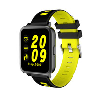 Celiadwn MTK2502 Bluetooth Smart Watch Heart Rate Clock Remote Camera Music Pedometer Removable Strap For IOS