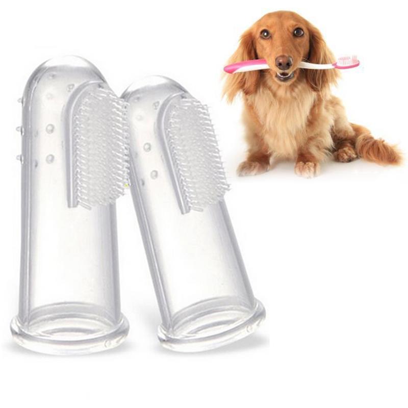 Cepillo de dientes súper suave para mascotas 3