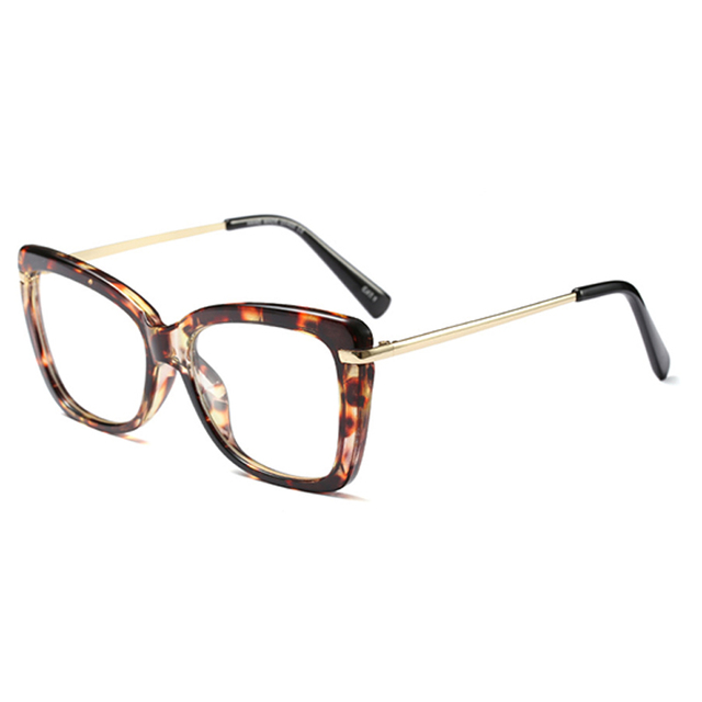 Vintage Clear Lens Spectacle Frames