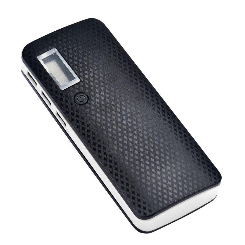 Mejor precio 5 v 2a 18650 cargador de caja de batería de la energía bank para ip