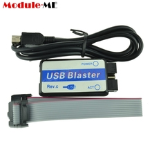 Mini Usb Blaster Cable For CPLD FPGA NIOS JTAG Programmer Support All ATLERA Deveice(China)