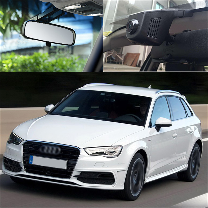 BigBigRoad For Audi A3 2010 2013 A1 2014 A4L Low