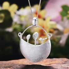 Halina Sterling Silver Pendant