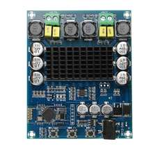 Cheaper XH-M548 Two channel 2 x 120W TPA3116D2 Bluetooth 4.0 digital audio hifi amplifier board free shipping