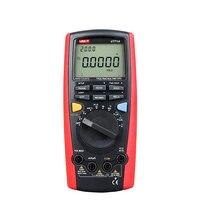 Интеллектуальные цифровые мультиметры UNI T UT71A CD Digital AC постоянного тока Напряжение USB true REL сопротивление тестер Амперметр Multitester
