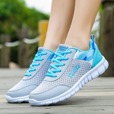Summer Breathable Mesh Women Shoes Lightweight Sneakers Woman Fashion Casual Female Shoes Brand Designer womens Loafers women shoes sneakers 2018 fashion mesh breathable non slip lightweight female shoe woman tenis feminino