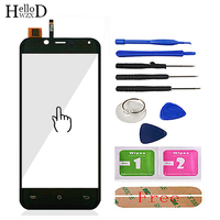 HelloWZXD 5 0 Mobile Phone Touch Panel For Cubot Magic Front Touch Screen Glass Digitizer Panel