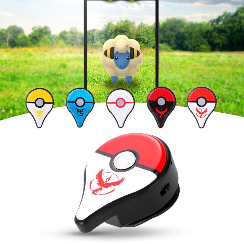 Bracelet Bluetooth Bracelet de prise automatique adapté pour interrupteur nessa Pokemon Go Plus avec prise de charge USB accessoire de jeu