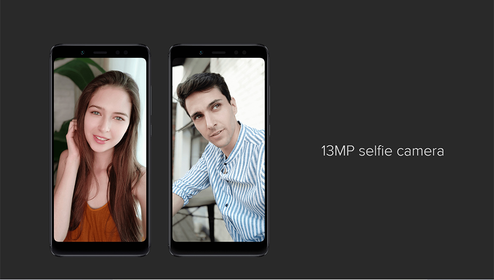 """Global Version Xiaomi Redmi Note 5 AI 5.99"""" FHD 4GB RAM 64GB ROM Snapdragon 636 4G TD LTE Moblie Phone 13MP Face Recognition"""