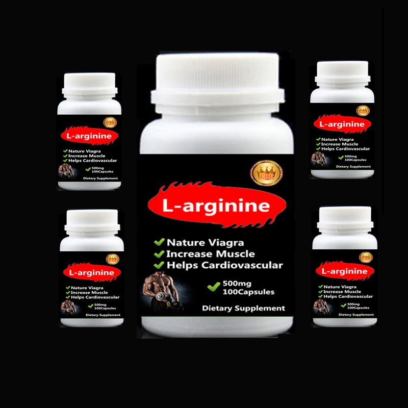 Nature Viagra L-arginine capsules 500mg x 500pcs Increase Muscle Fitness Improve the Quality of Sperm help cardiovascular twinlab twinlab l ornithine 500 mg 100