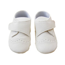 2016 first walker baby boy handsome baptism foot infantil shoes pu sapatos match for chritening dresses