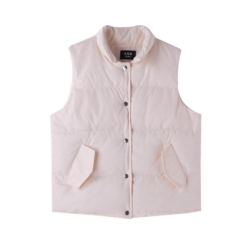 Cerise Sauvage 2018 Coton Et Nouvelle Hd12b Ssd71 D'hiver Gilet Décoration Vêtements Veste Solide Automne Couleur Chaud 1Znw0xH