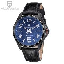 2016 Горячий Pagani Дизайн Мужчины Спорт Военная Часы Кварцевые Классический Мода Повседневная Наручные Часы Relojes Hombre Relógio Masculino