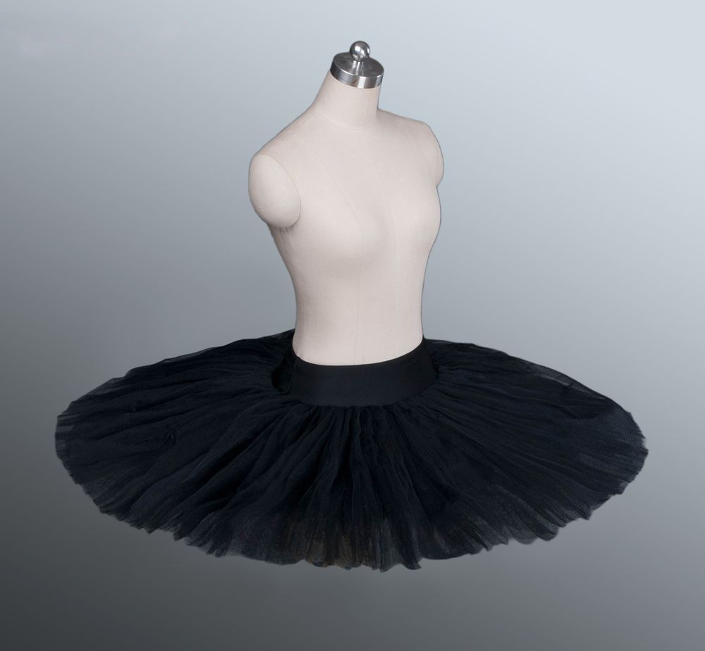 Free shipping Navy blue Half Ballet Tutu for girls practice tutu skirts adults pancake tutu Professional Rehearsal Dance Tutu in Ballet from Novelty Special Use