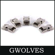 Metal quick release buckle dog collar clips paracord bracelet buckle 10piece 50mm dia plastic quick side release buckle for paracord bracelet