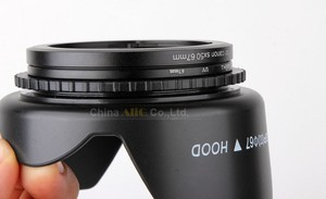 Image 5 - โลหะ FA DC67A กล้องอะแดปเตอร์เลนส์อะแดปเตอร์สำหรับ Canon PowerShot SX520 SX50 SX60 SX70 HS Reinstallation 67 มม.