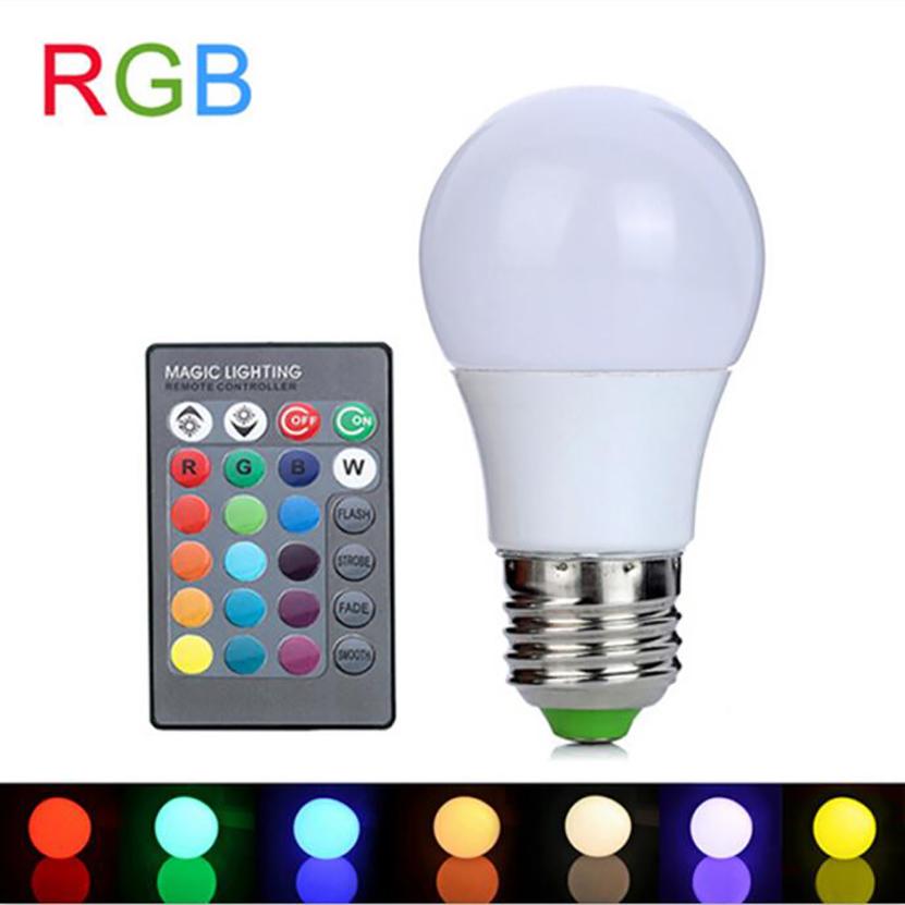 RGB LED Light Bulbs (0)