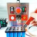 Точечный сварочный аппарат SUNKKO 709AD  2 2 кВт  высокомощный аккумулятор с цифровым дисплеем  мобильный точечный сварочный аппарат для пайки  им...