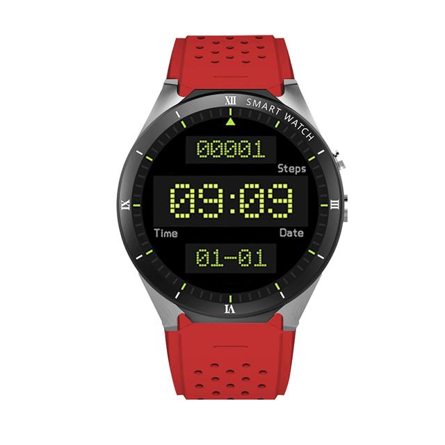 KW88 Pro Android 7.0 Smart Watch 1GB + 16GB Bluetooth 4.0 WIFI 3G Smartwatch men Wristwatch Support Google store Voice GPS Maps