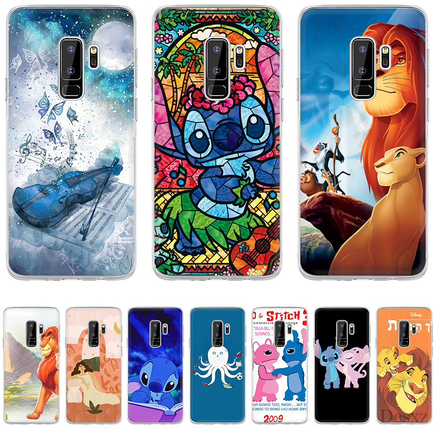 Gerleek <font><b>Silikon</b></font> Comic Lion King Phone <font><b>Case</b></font> For <font><b>Samsung</b></font> <font><b>Galaxy</b></font> J1 J2 <font><b>J7</b></font> J5 J6 J3 Prime Hard Cover Protection image