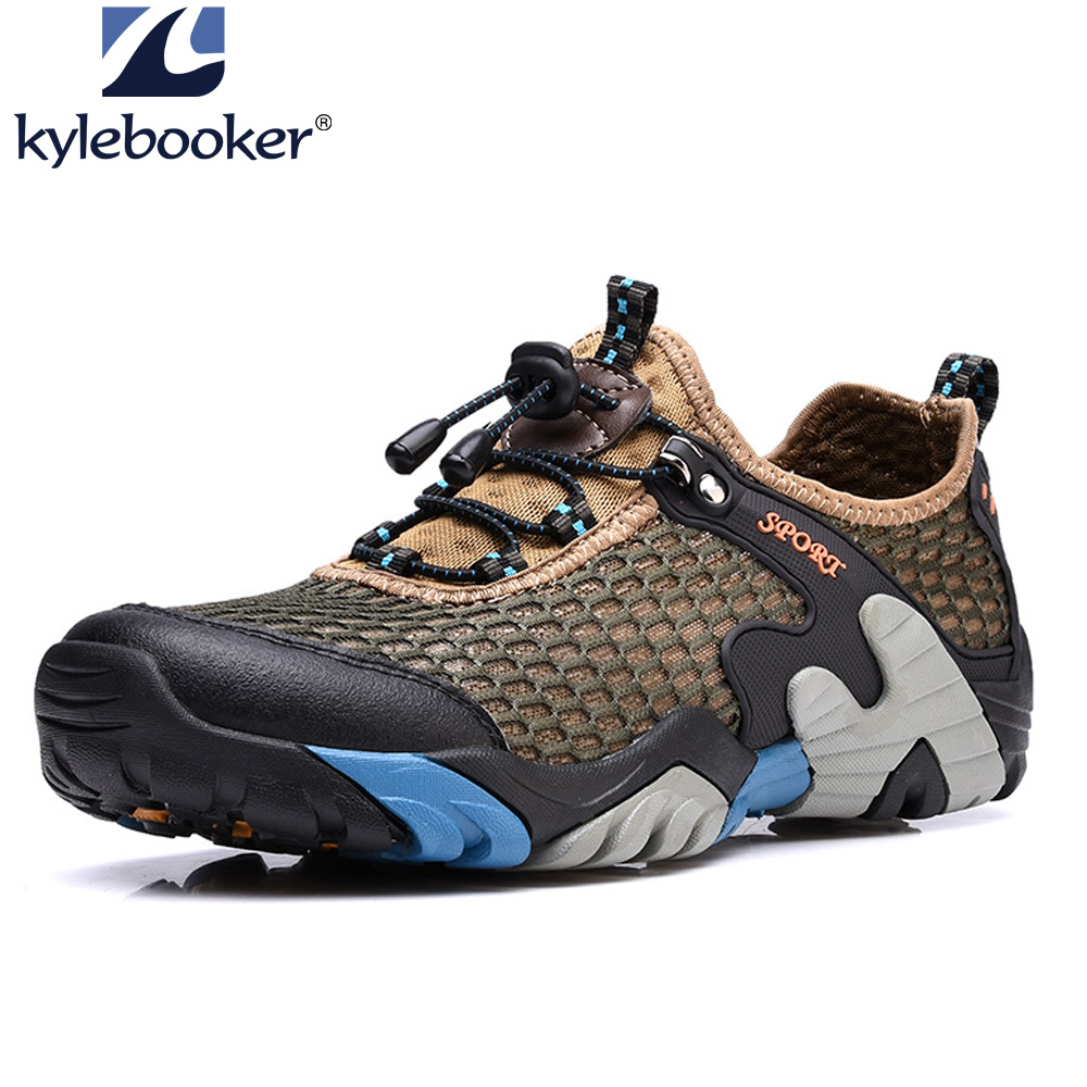 Aliexpress.com : Buy Men Breathable Trekking Aqua Shoes