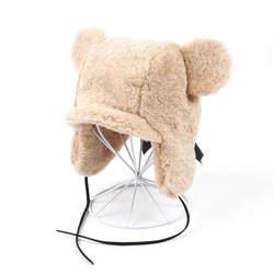 Дети Лэй Фэн шляпа наушники Мультяшные плюшевые рамка для фото Косплей Плюшевые игрушки hat Рождество Хэллоуин платье для дня рождения до
