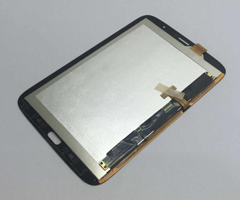 Para Samsung Note N5100 LCD pantalla táctil digitalizador montaje con marco para Samsung Galaxy GT-N5100 3G