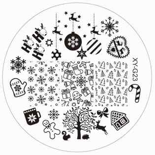 Hot Sale 32 styles Fashion DIY Polish Beauty Nail Art Image Stamp Stamping Plates 3D Nail Art Templates Stencils Manicure Tools