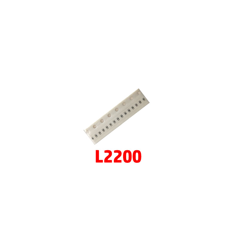 1 Pcs Backlight Filter L2200 fuse filters on motherboard for iPad 2 3 4 Mini