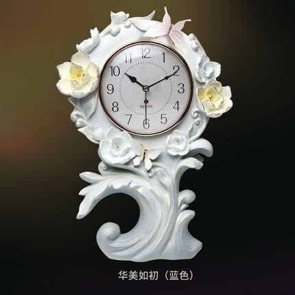 Фу резные украшения дома, современный минимализм, творческий рельеф, супер немой, часы украшения, часы точное время путешествия, художестве...