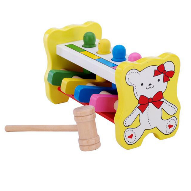 wooden knock toy  (2)