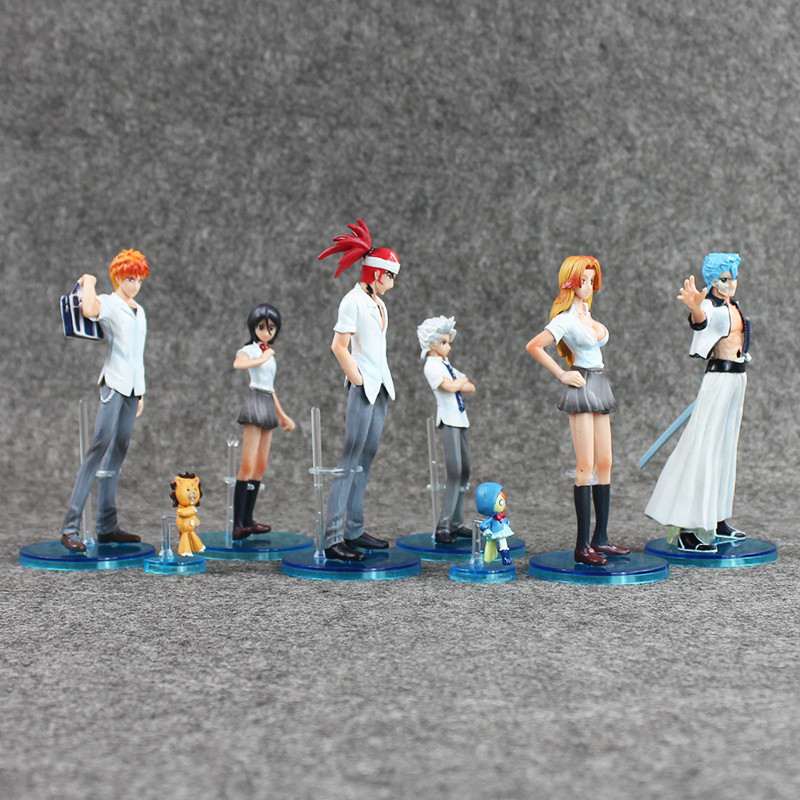 Bleach Action Figures for sale Leftview